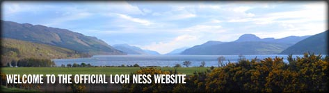 Welcome to the Official Loch Ness website